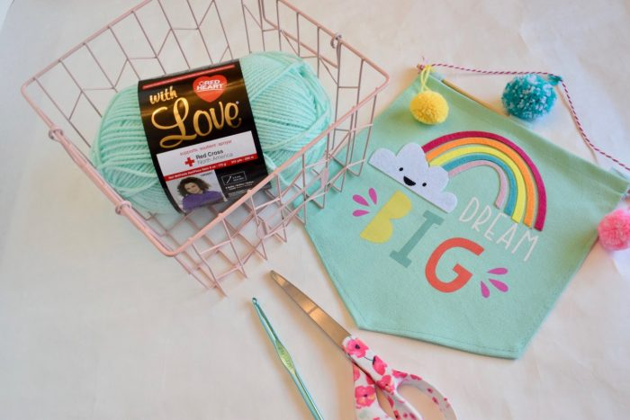 yarn crafting for kids