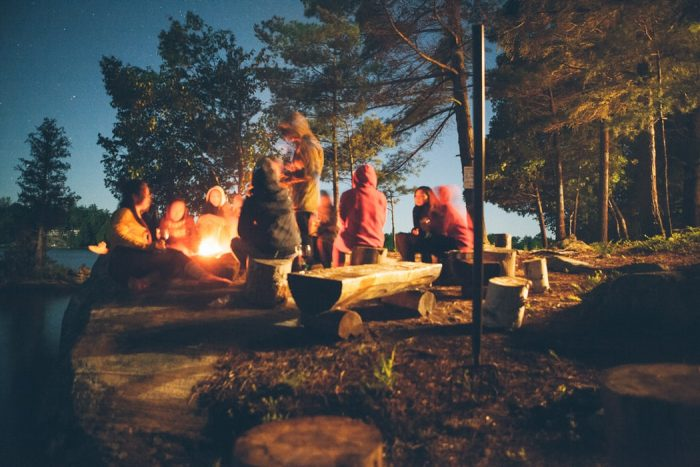 family camping trips tips