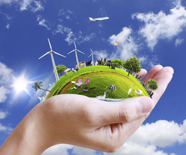 Green Energy is Growing