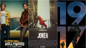 The Oscar Nominations for Best Picture for 2020