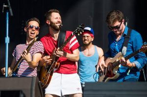 Vulfpeck Uses Internet Savvy to Connect with Funk Fans