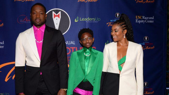 Dwyane Wade and Gabrielle Union Celebrate Their Daughter Zaya